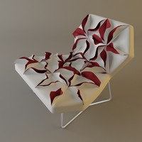 Antibodi Moroso Flower Chair