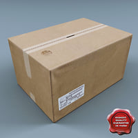 Cardboard Box V3