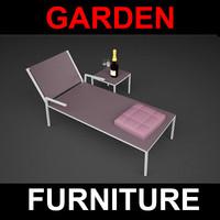3d lounger