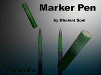 dwg marker pen