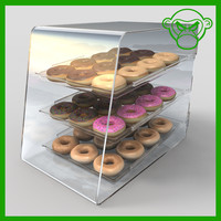 donut case small