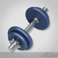 3ds dumbbell