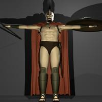 roman warrior ma