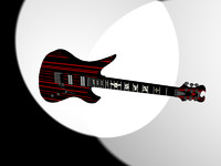 3d synyster custom