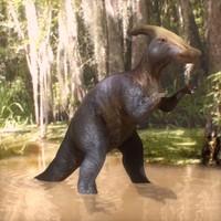 3ds max parasaurophus