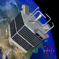 3d fajr satellite iranian iran model