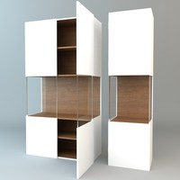 Contemporary Display & Storage Unit