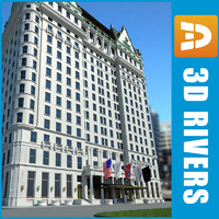 Plaza hotel by 3DRivers