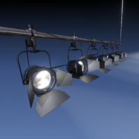 3ds max lights set