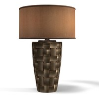 fine table lamps 3d model