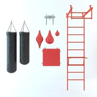 Boxing Equipment Set