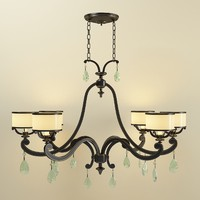 corbett lighting roma 86-56 3d model