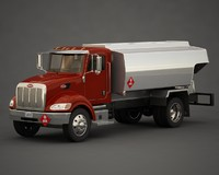 Peterbilt fueltruck