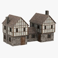 medieval house max