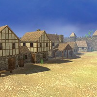 amedieval town