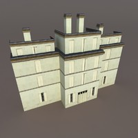 building exterior 3ds