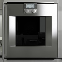 3d model gaggenau bo-240