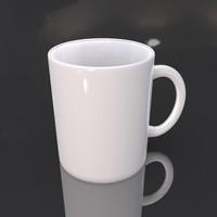 3d ceramic mug