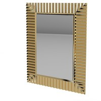Wall Mirror art deco modern contemporary