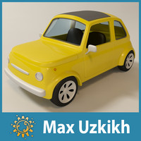 cartoon toy car max