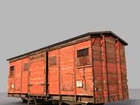 3d model train modelling