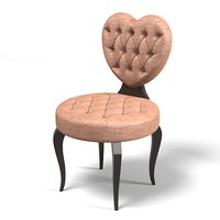 Classic elledue tufted dining chair lady love seat