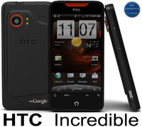 htc incredible smartphone 3d model