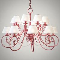 3d pendant lamp model