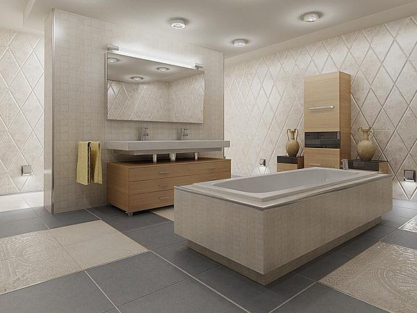 Bathroom room 3d max for Bathroom 3d