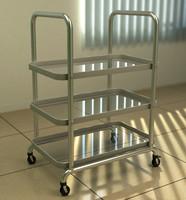 maya hospital trolley