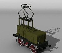 3d model eb3 engine