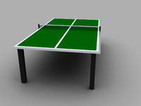 tennis table max free