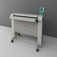 OCE TC4 scanner