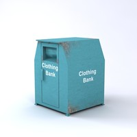 recycled clothing bank max