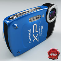 Fujifilm FinePix XP30 Blue