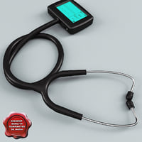 Multi Fuctioin Stethoscope CMS-M