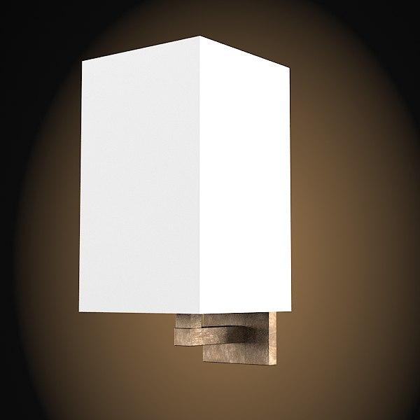 Modern Wall Lamp Shades : stephane davidts amada 3d model