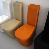 Nic Design Pillow toilet