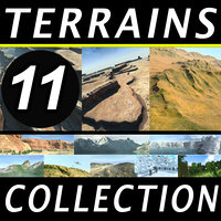Terrain Collection Landscape