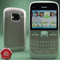 max nokia e5 00 threw