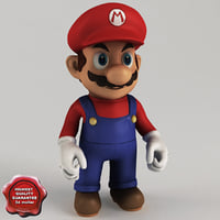 Super Mario Pose1