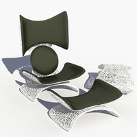concept chair dreaming butterfly max