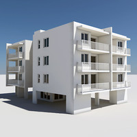Apartment Building 06
