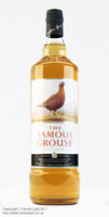Famous Grouse Whisky Bottle