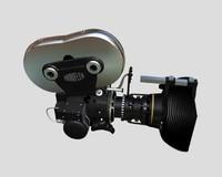 3d cinecamera old
