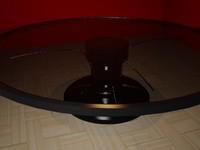 Sleek Metal Table