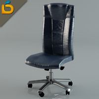 3d desktop chair