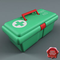 First aid kit V3