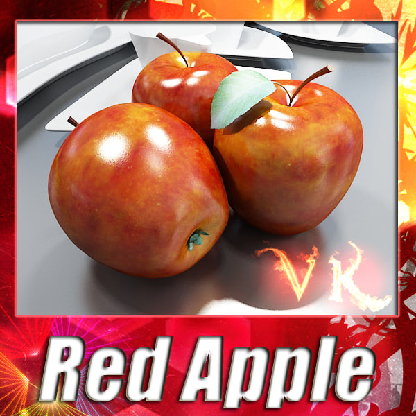 Red apple preview 0.jpg
