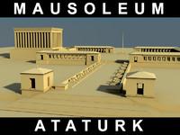mausoleum Ataturk